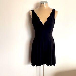 Black Dress /  One Piece - Urban Outfitter